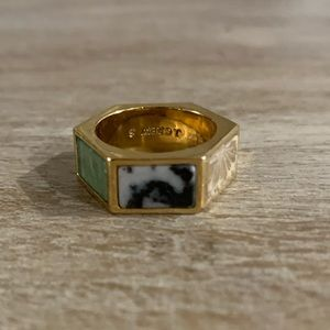 J. Crew Cocktail Ring, Size 6